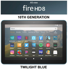 "Nuevo Amazon Fire HD 8 tableta con Alexa pantalla de 8"" 16GB (8th Gen.) - Azul Marino"