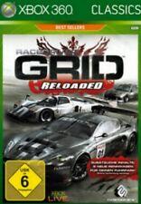 Xbox 360 RACE DRIVER GRID RELOADED DEUTSCH Neuwertig