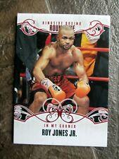2010 Sports Kings #68 Roy Jones Jr. RINGSIDE BOXING