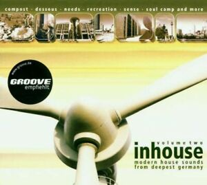 Inhouse Volume Two:GLANCE,SOCA,SOUL  PARLOR,NEEDS,FAUNA FLASH,GEORG LEVIN,MEITZ