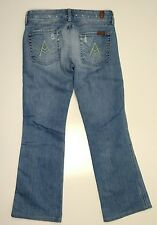 7 For All Mankind A Pocket Bootcut Size 1 - 25