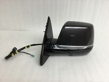 2015-2018 cadillac escalade left side mirror with blind spots . autodim 23200082