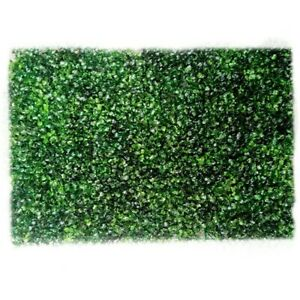 1pcs Plastic Artificial Lawn 40*60cm For Family, Hotels, Living Room, Cafe, Etc