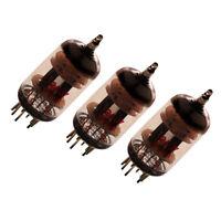 3pcs Practical 1pc Amp Audio Valve Vacuum Tube Low-noise 12AU7 ECC82