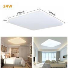 24W 36W 48W LED Ultraslim Plafoniera Lampada da soffitto per bagno per soggiorno