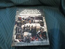 "COFFRET COLLECTOR DVD + CD ""ANTHRAX : ALIVE 2, THE SPECIAL EDITION"""