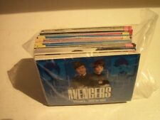 """THE  NEW  AVENGERS  SERIES 2 """" STRICTLY INK """"  TRADING  CARDS  COLLECTION"""