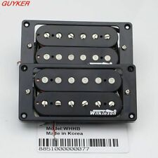NEW Wilkinson Humbucker Guitar Pickup Set - WHHB (neck & bridge) Alnico 5