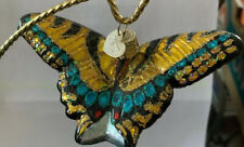 Old World Christmas Ornament Butterfly