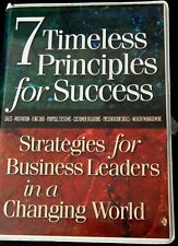 7 Timeless Principles for Success 2 CDs on business