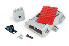LEGO Compatible Raspberry Pi B+ or 2 Model B Case, Camera Case, and GoPro Mount