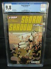 Storm Shadow #3 (2007) G.I. Joe Devil's Due CGC 9.8 White Pages D323