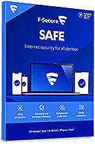 F-Secure Safe 2020, 10 Geräte - 1 Jahr, Download