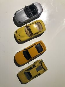 Lotto Burago - 1:43 Ferrari - BMW - Lamborghini - Mustang