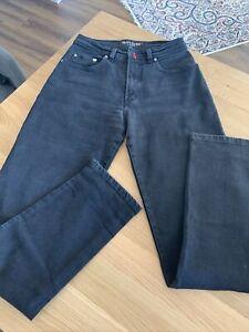 Pierre cardin jeans vintage 31/34 Schwarz