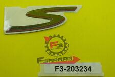 F3-22203234 Targhetta  Vespa GTS Super Sport 300 dal 2010 al 2011 originale 6733