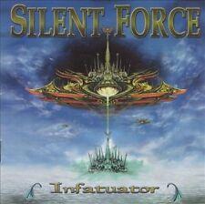 SILENT FORCE Infatuator CD: DC COOPER, ROYAL HUNT, PRIMAL FEAR