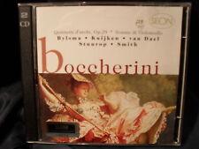 Luigi Boccherini - String Quintets/Cello Sonatas -Bylsma/Kuijken/Stuurop.. -2CDs