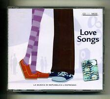 LOVE SONGS # LA MUSICA DI REPUBBLICA - L'ESPRESSO #2 CD