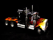 Flame Paint Masks for Revell 1/25 Kenworth W900