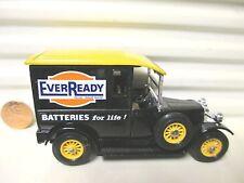Lesney Matchbox 1984 Models of Yesteryear Y5 EverReady Black 1927 Talbot Van C9*