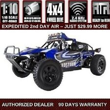 REDCAT RACING SANDSTORM BAJA 1/10 SCALE DUNE BUGGY RC CAR OFFROAD ELECTRIC BLUE