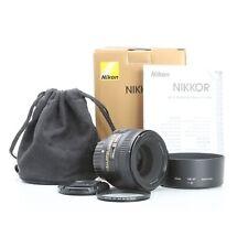 Nikon AF - S 1,8/50 G+ Top (225495)