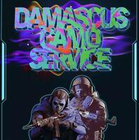 [PS4/XBOX ONE/PC] Call of Duty: Modern Warfare Damascus Camo  ON ALL GUNS!!!