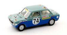 Fiat 128 #74 Spa 1971 De Tommasi - Vimercati 1:43 Model RIO4174 RIO
