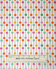 Candy Fabric - Lolipop Sweet Candies Kitchen Timeless Treasures C1357 - Yard