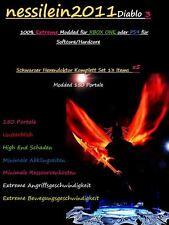 NEW!!Diablo 3 Ps4/Xbox One - Hexendoktor 150 Portale 100% Unsterblich - EXTREME