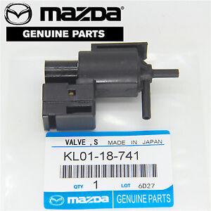 Mazda RX8 Genuine OEM AIR SOLENOID VALVE KL01-18-741 OEM F/S