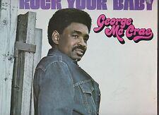 "George Mc Crae << 12 ""LP: rock your baby"