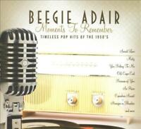 BEEGIE ADAIR - MOMENTS TO REMEMBER NEW CD