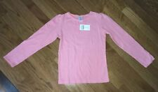 Gymboree Vintage Apple For the Teacher Light Pink solid Shirt T Size XXL 7 NWT