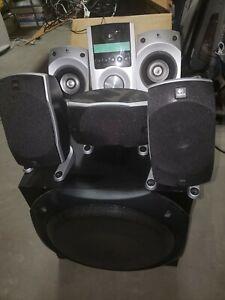 *NICE!* Logitech Z-5500 Surround Sound System 5.1 THX Dolby