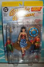 DC DIRECT COLLECTIBLES JUSTICE SOCIETY SERIES GODEN AGE WONDER WOMAN FIGURE MOC