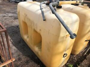 Roth Polyaethylen-Tank Heizöl/Diesel Kraftstoff Tank 2000Liter