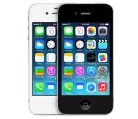 Apple iPhone 4s 32GB 16GB 8GB AT&T T-Mobile Sprint Verizon Unlocked