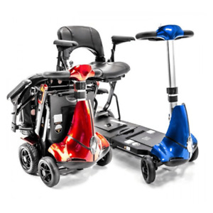 Monarch Mobie Plus Folding Mobility Scooter - New Model