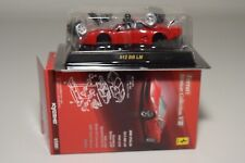 V 1:64 328 KYOSHO COLLECTION 8 FERRARI 512BB 512 BB LM RED MINT BOXED