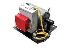 Custom 3 Phase 240v Generator With Baldor Hvac Variable Torque Motor Hm9235t