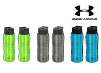 Two Under Armour UA 32oz Hydration Impact Resistant Bottle (Color Selection)