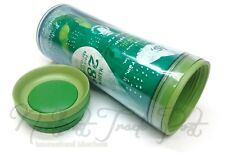Starbucks Coffee Green Reuse Reduce 28% Recycled Travel Tumbler Cup 2009 16oz