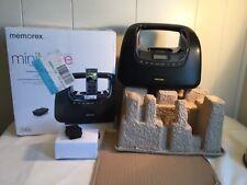 Memorex Mini Portable Boombox. Mi3x.  For iPod