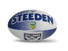 Canterbury Bulldogs Steeden Supporter Ball, Full Size. *BNIP*