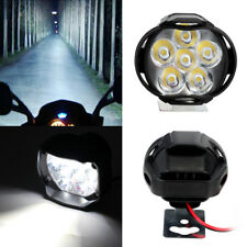 15W 12V 6LED 1500LM Headlight Headlamp Bulb Fog Light For Motorcycle Car E-bike