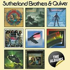 Sutherland Brothers And Quiver - The Albums (NEW 8CD)