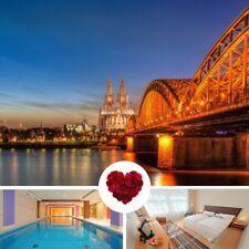 2 Tage Köln Romantik Wochenende + Liebesschloss Kurzreise 4★ Mercure Hotel Köln