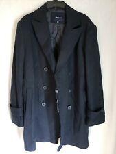 Braveman Mans Trench coat Navy 2XL (T)